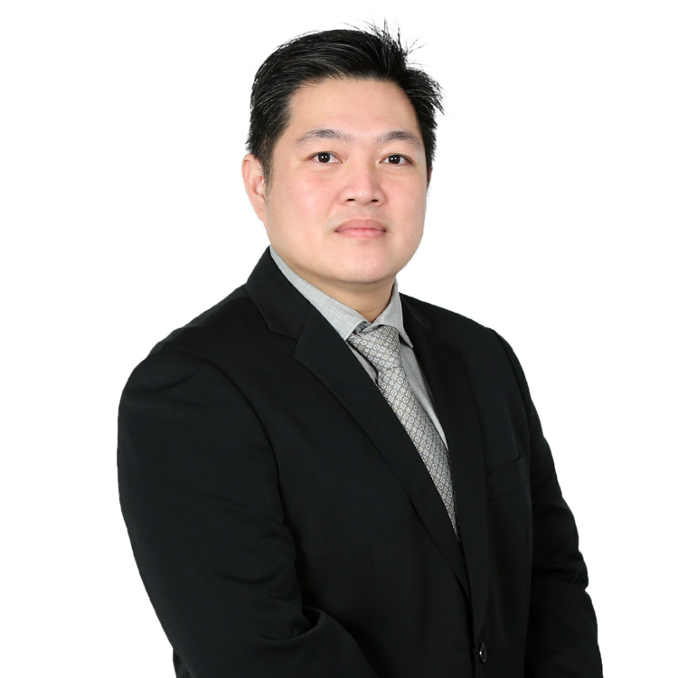 Lister Lam,  Business Development Manager Industrial Solutions, Caldic Malaysia